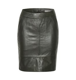 GESTUZ SKIRT MINI BLACK