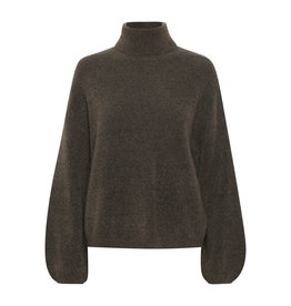 GESTUZ ROLLNECK DEBBIE EARTH