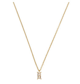 NECKLACE ROMA BAGUETTE
