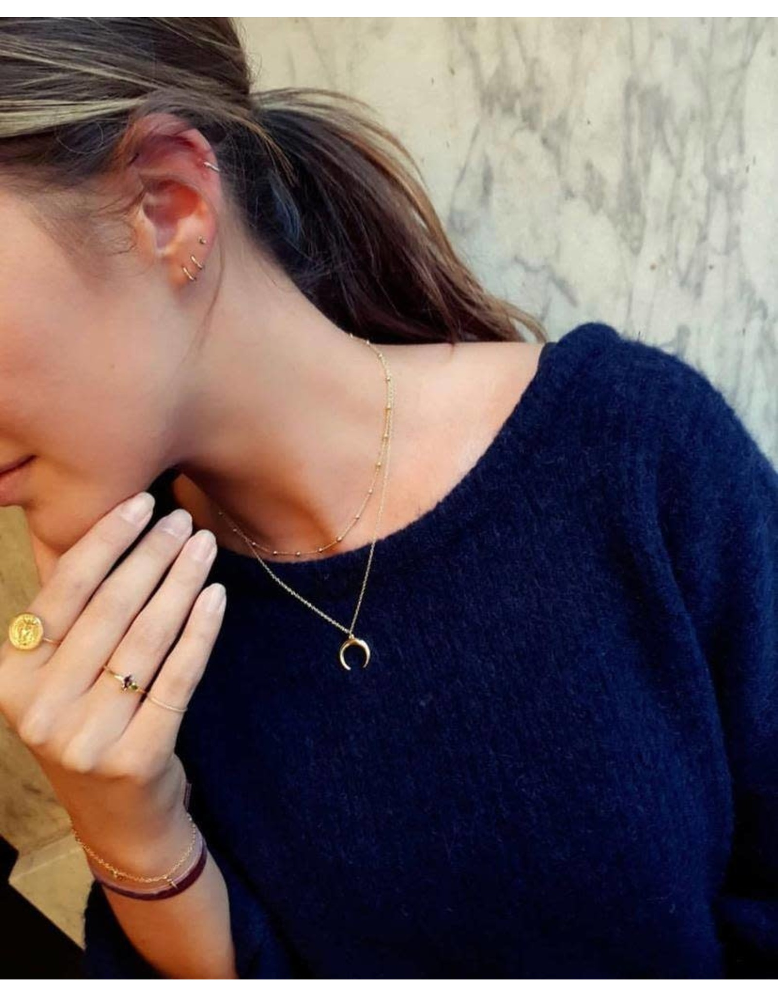 NECKLACE ROMA DOTS