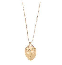 NECKLACE ROSA FACE
