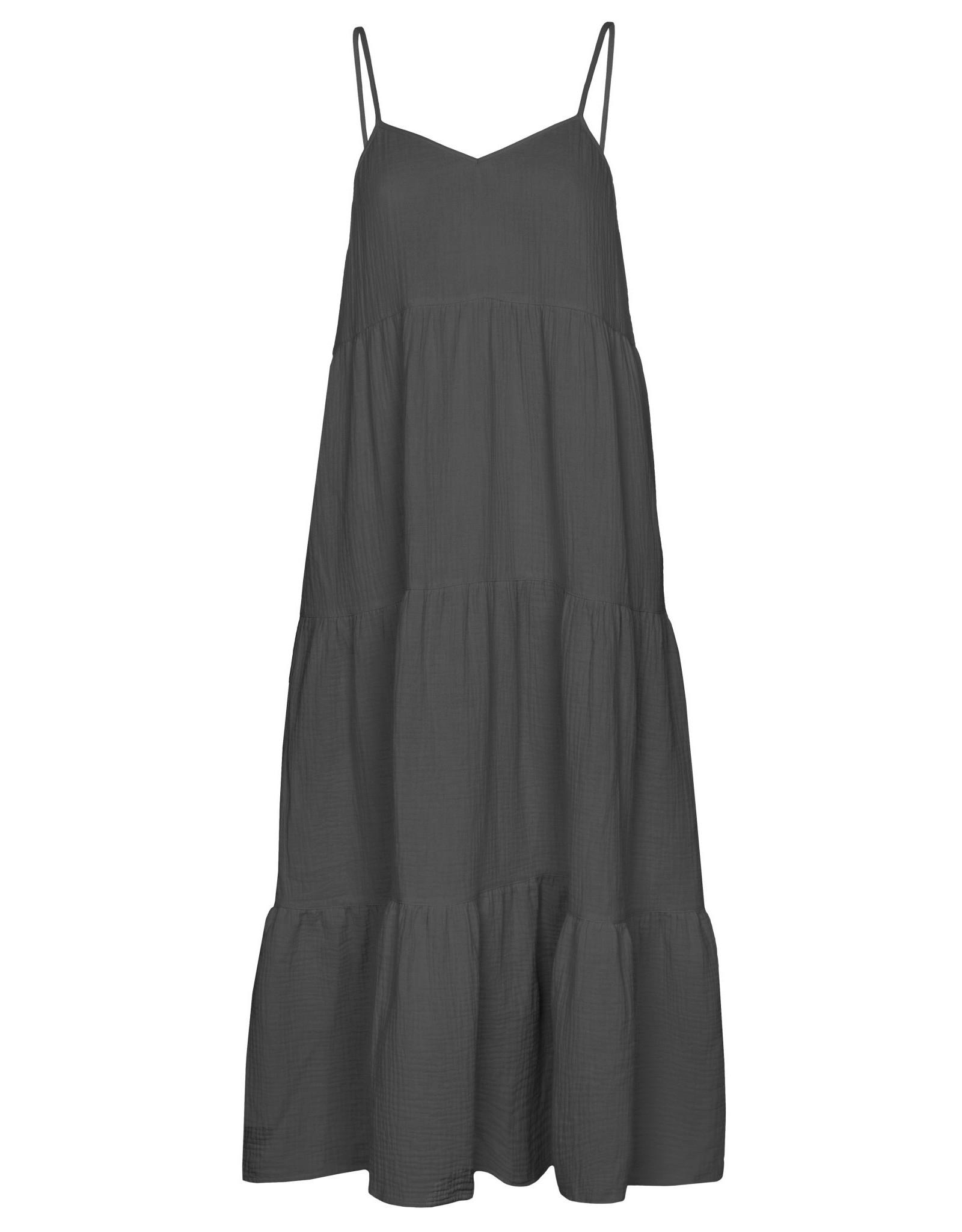 LES SOEURS DRESS PAM BLACK VINTAGE