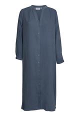 LES SOEURS DRESS BOAS BLUE