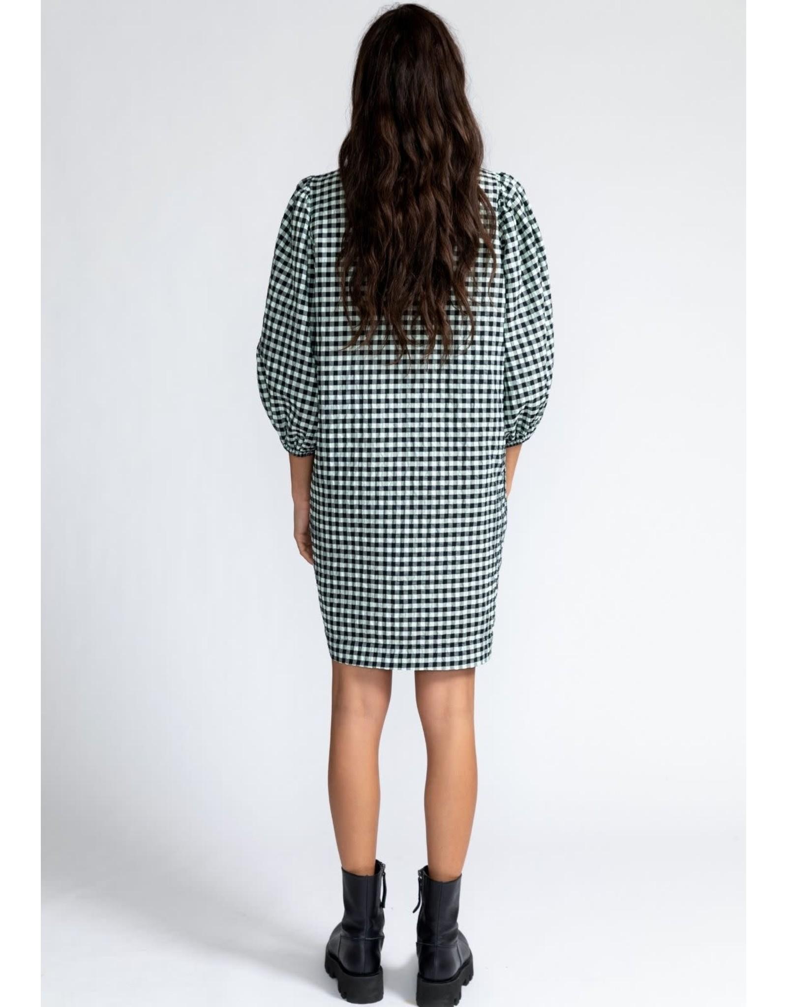 LIV THE LABEL SHORT DRESS MINT