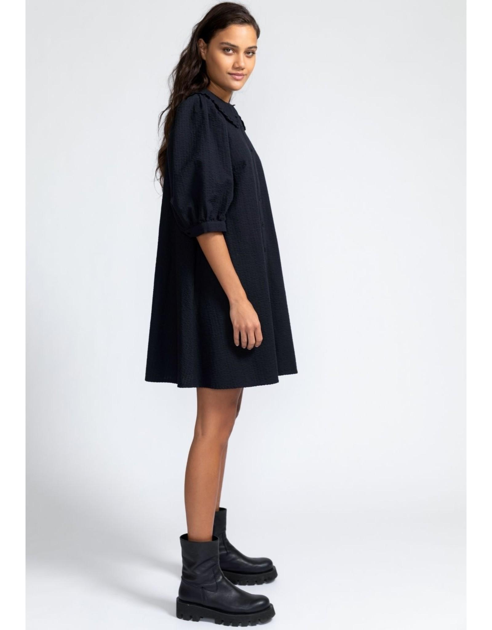 LIV THE LABEL LUCY DRESS  BLACK