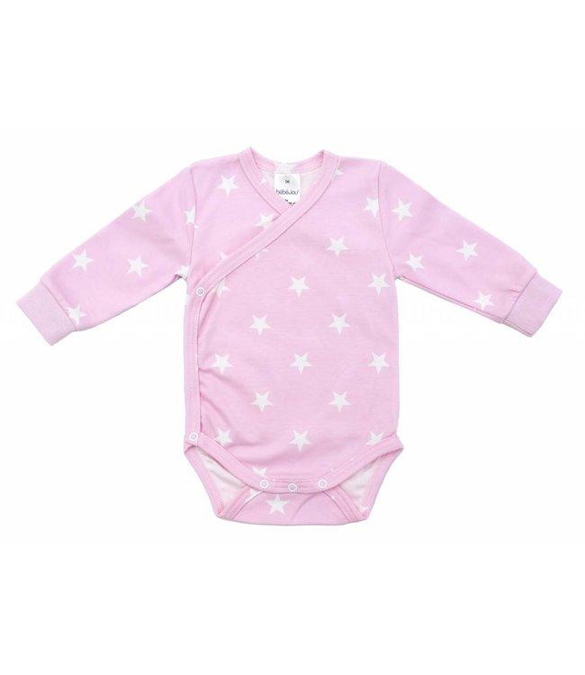 Zewi bébé-jou Wickelbody Stars rose