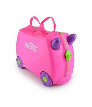 Trunki Kinderkoffer Trixie rosenrot