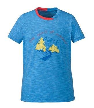 Schöffel Kinder T-Shirt Malcesine blau