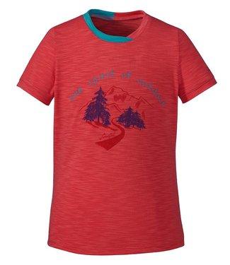 Schöffel Kinder T-Shirt Malcesine coral