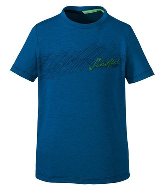 Schöffel Kinder T-Shirt Porto dunkelblau