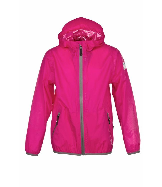 Rukka Kinder Regenjacke Shelter bright rose
