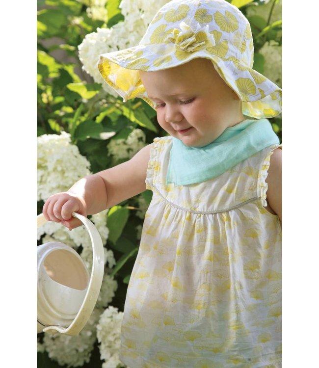 Zewi bébé-jou Baby-Gaze uni in verschiedenen Farben