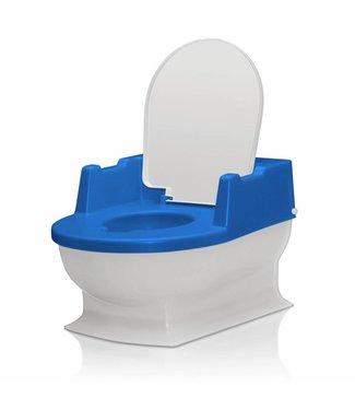 Reer Sitzfritz - Die Mini-Toilette zum Großwerden weiss / blau