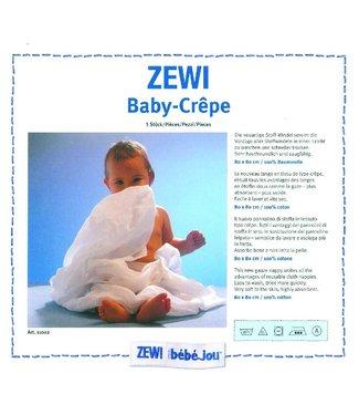Zewi bébé-jou Baby Crepe