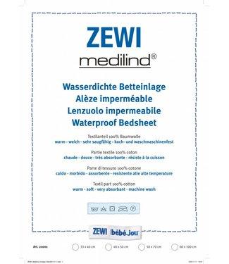 Zewi bébé-jou Medilind Wasserdichte Betteinlage