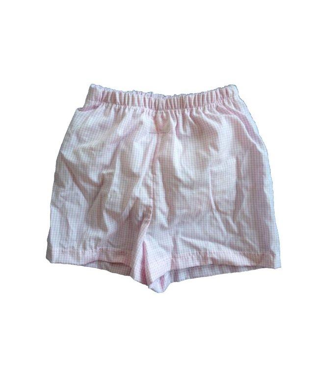 "Zewi bébé-jou Badehose ""Boxer"" mit Auslaufschutz pink"