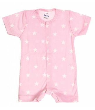 Zewi bébé-jou Sommerkombi rose Stars
