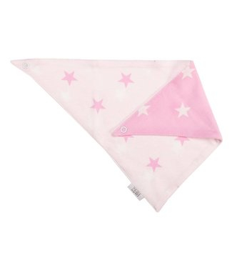 Zewi bébé-jou Halstuch rose Stars