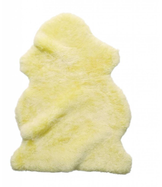 Zewi bébé-jou Lammfell ungeschoren 90cm