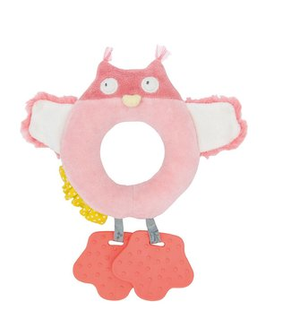 Moulin Roty Ring Rassel Eule