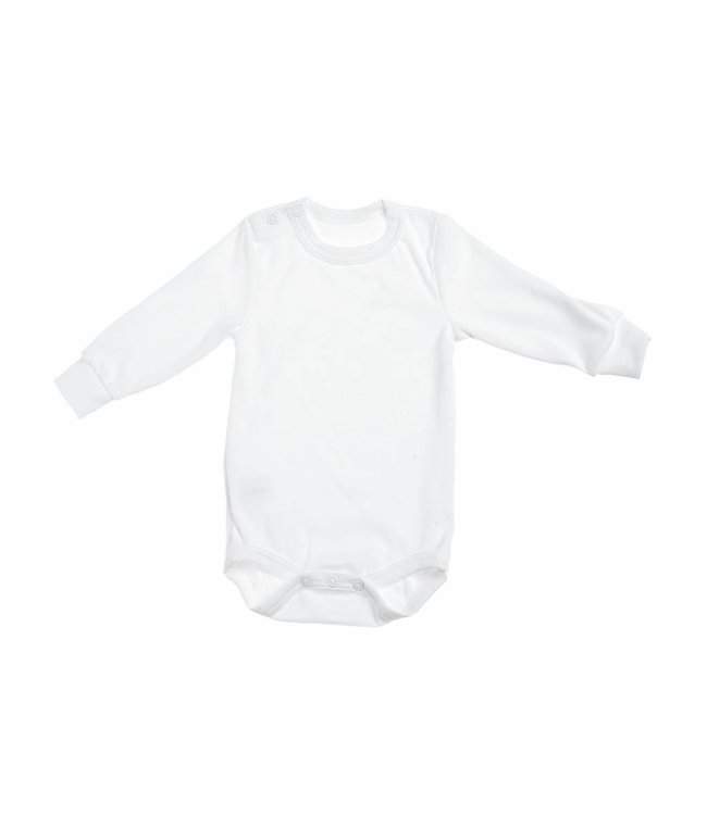 Zewi bébé-jou Baby Body uni langarm