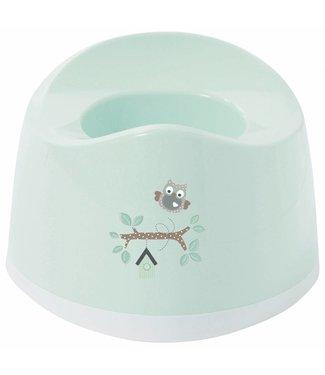 Zewi bébé-jou Topf Owl Family