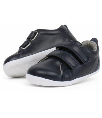 Bobux Babyschuh Step up Crass Court navy