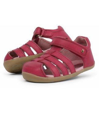 Bobux Baby Sandale Jump dark pink