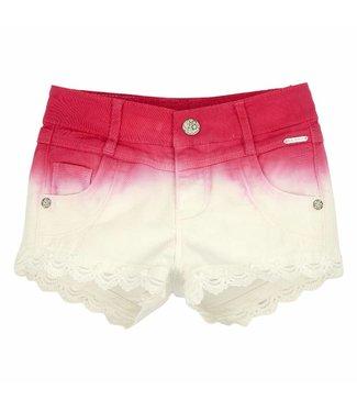 Bondi Mädchen Webshort pink