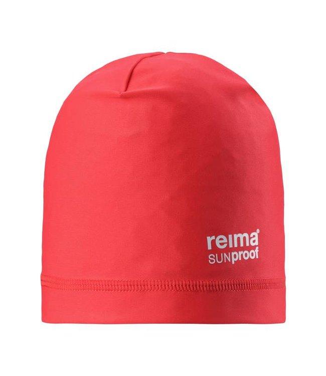 Reima Kleinkinder UV Sonnenhut Snorkle bright red