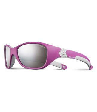 Julbo Kindersonnenbrille Solan rosa/grau