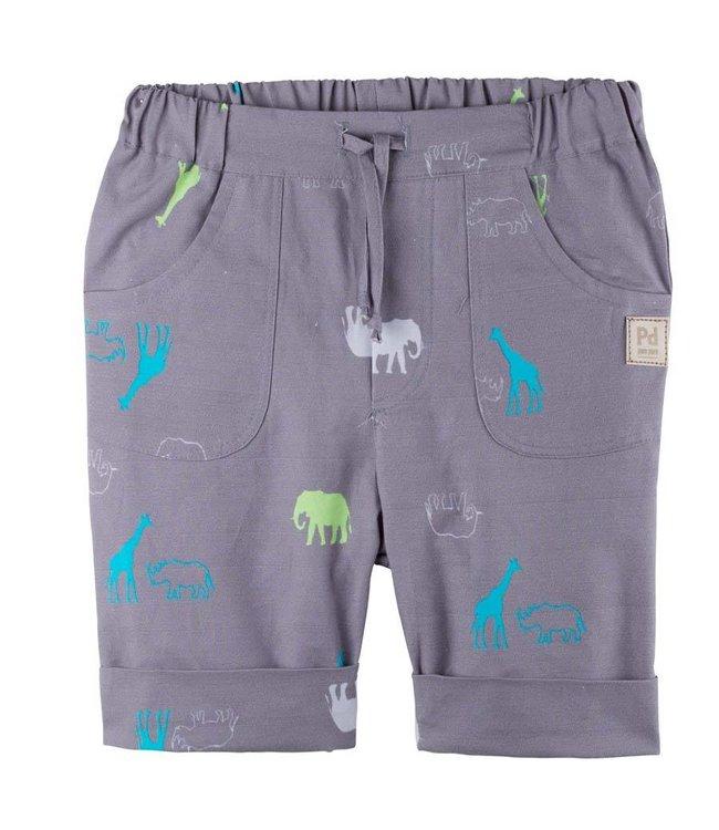 Pure Pure Kinder Shorts dark taupe