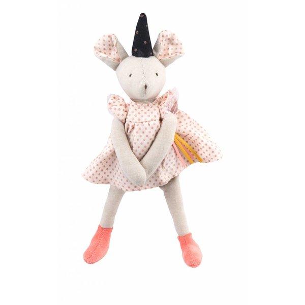 Stofftier Kleine Maus Mimi