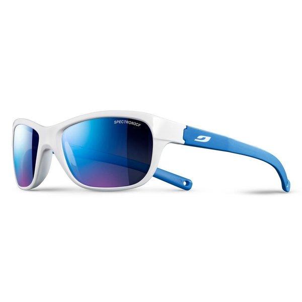 Kindersonnenbrille Player L weiss/blau