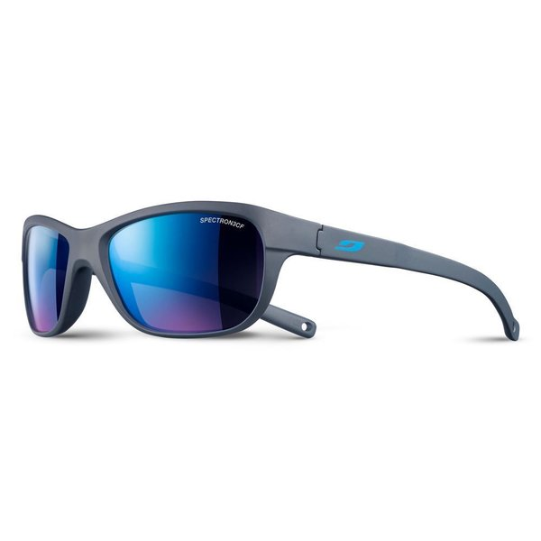 Kindersonnenbrille Player L grau/blau