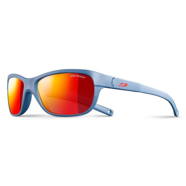 Kindersonnenbrille Player L blau/rot