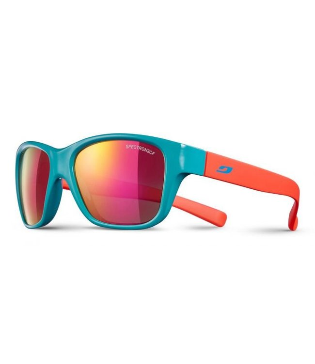 Julbo Kindersonnenbrille Turn türkis orange