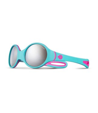 Julbo Kindersonnenbrille Loop türkis/rosa