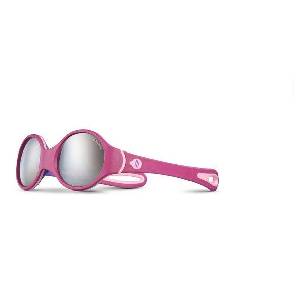 Kindersonnenbrille Loop fuchsia/violett