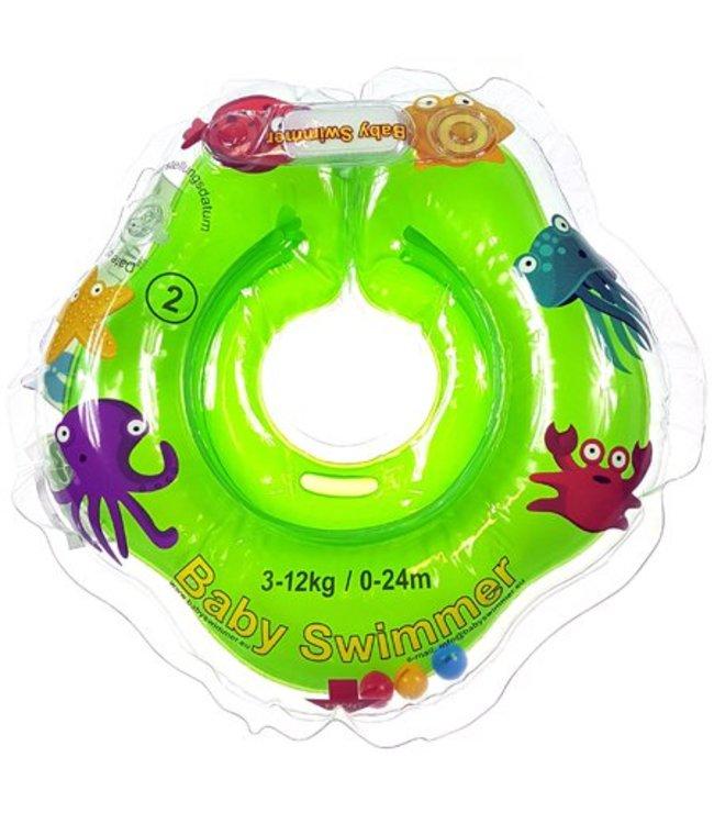 Baby Swimmer Badering grün 3 - 12 kg