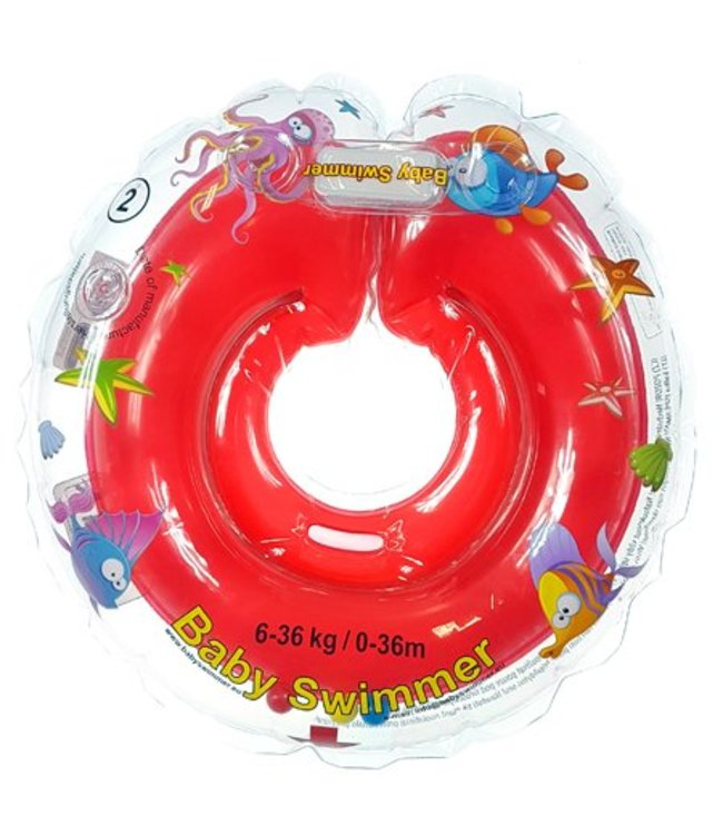 Baby Swimmer Badering rot 6 - 36 kg