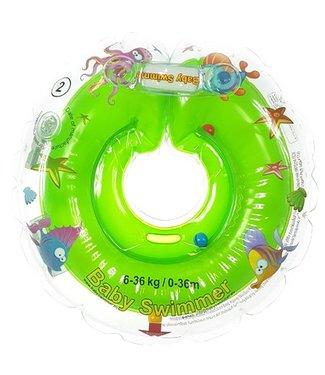 Baby Swimmer Badering grün 6 - 36 kg
