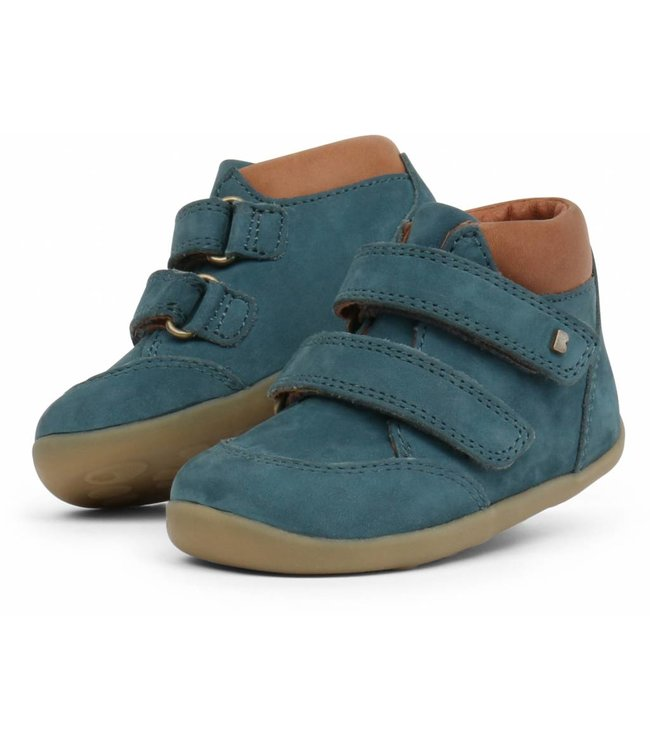Bobux Babyschuh Step up Timber airforce