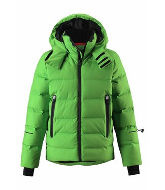 Reima -tec+ Kinder Winterjacke Wakeup fresh green