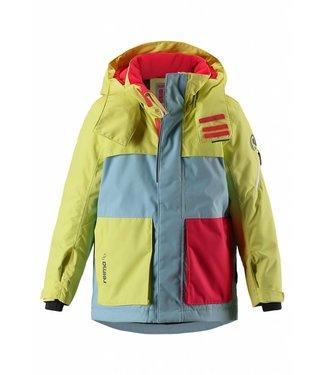 Reima -tec Kinder Winterjacke Rondane yellow