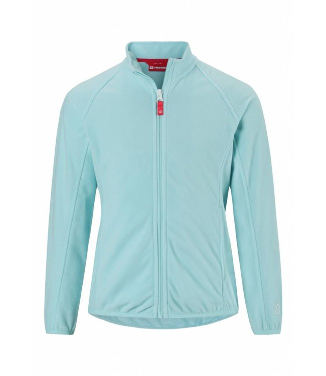 Reima Kinder Fleecejacke Alagna light turquoise