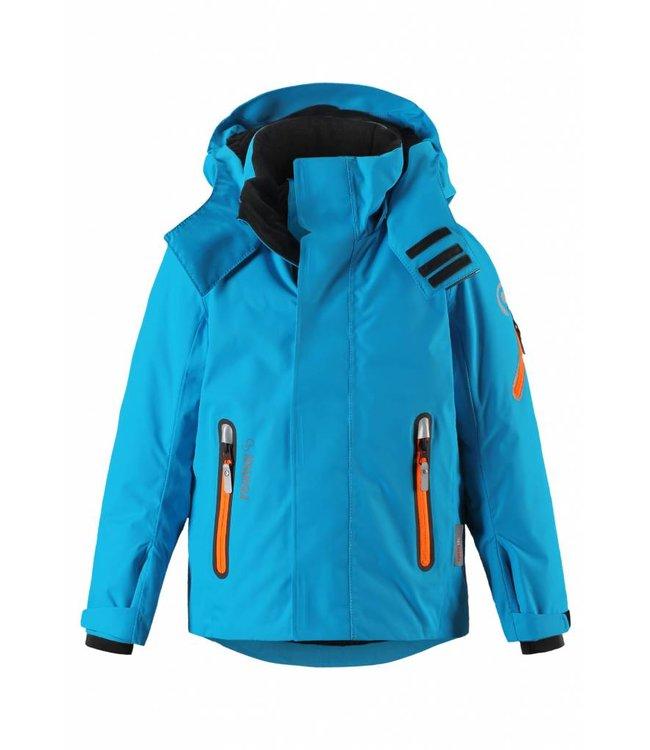 Reima tec Kinder Winterjacke Regor turquoise
