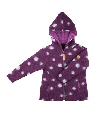 Pure Pure Mädchen Jacke purple/lavendel