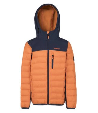 Protest Jungen Steppjacke Gonzo orange pepper
