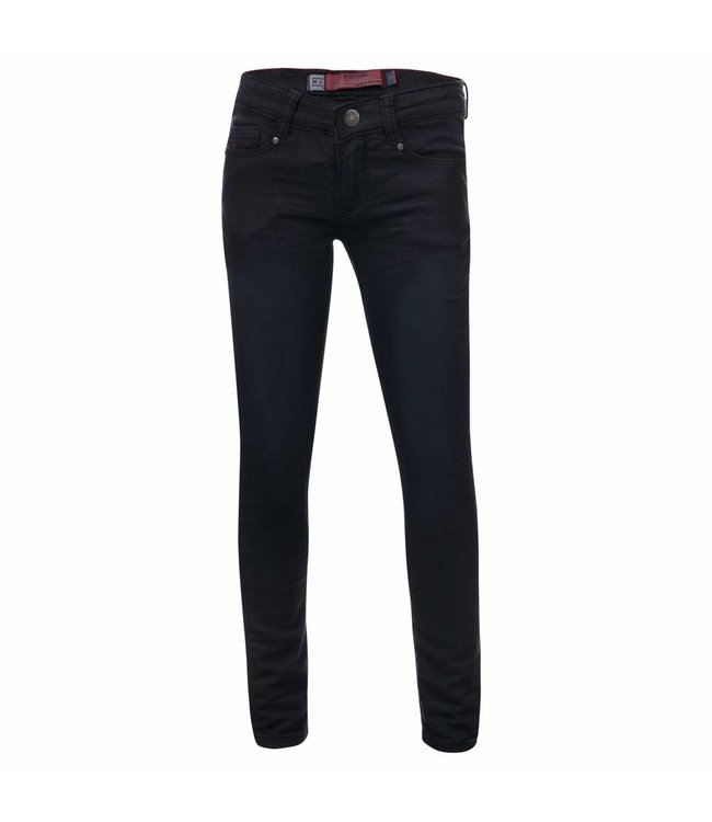 Blue Rebel Mädchen Jeans Pyrope ultra skinny fit dark grey